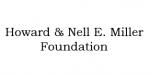 Howard Nell E. Miller Foundation logo